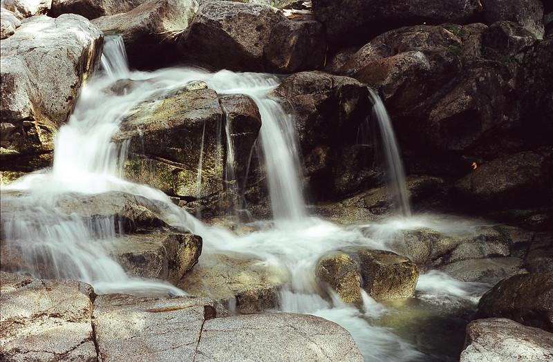 Canyon Creek, Trinity Alps Wilderness, California