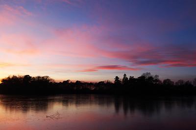 Hartsholme Lake