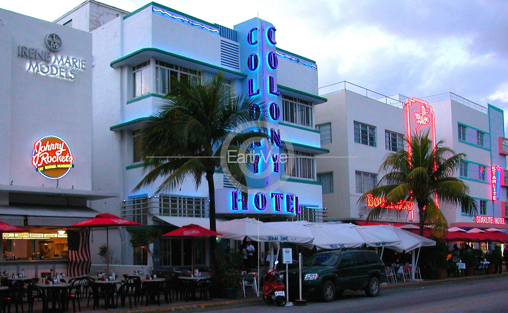 DECO HOTELS - SOUTH BEACH