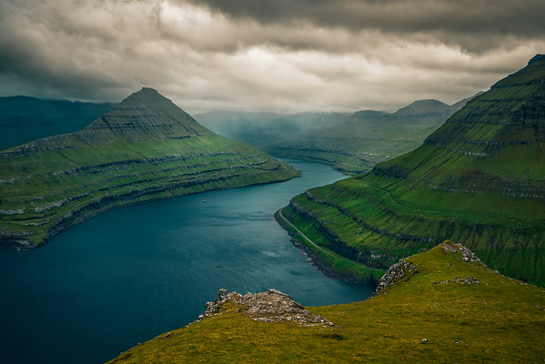 Faroese Fjords