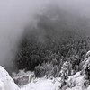77  G Snowy Larch Mountain Summit View