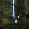 166  G Multnomah Falls V