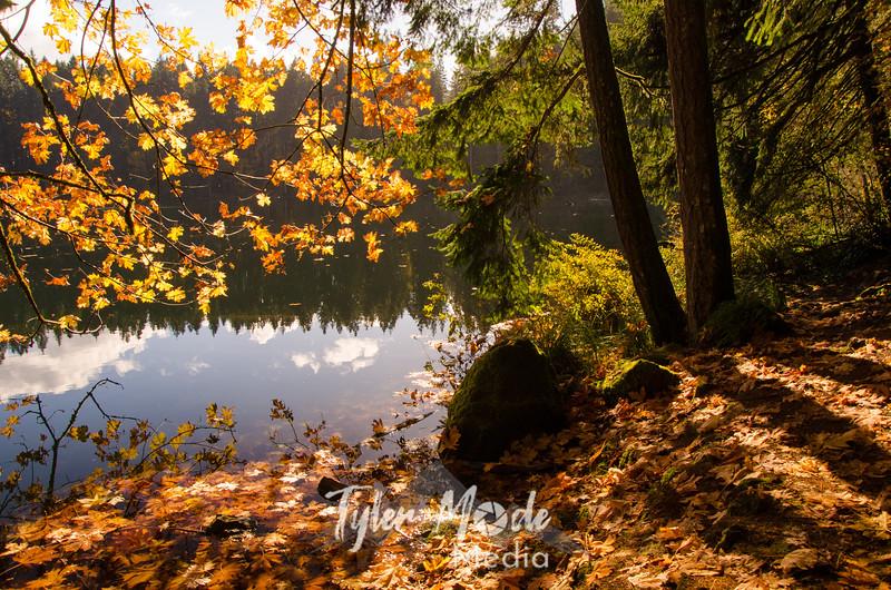 36  G Lake and Trail