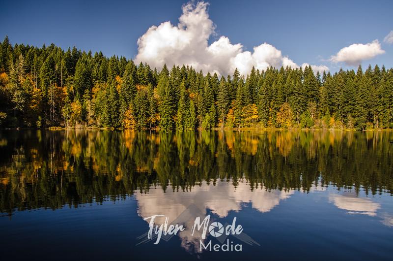 58  G Lake Reflections