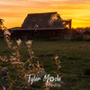 64  G Barn Sunset and Fireweed