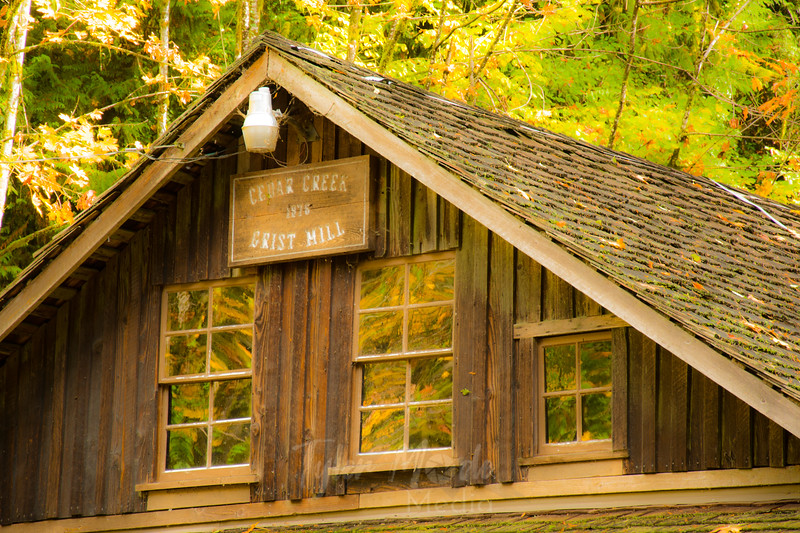 64  Grist Mill Sign