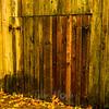 67  Grist Mill Leaf Door