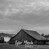 49  G Evening Barn