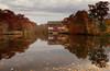 Dells Mill from Dells Millpond - Fall 2012
