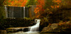 Mirror Lake, Dam and Spillway - Fall 2012