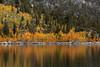Fall Reflection at Lake Sabrina