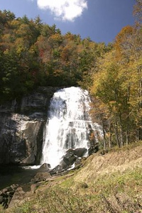Rainbow Falls North Carolina