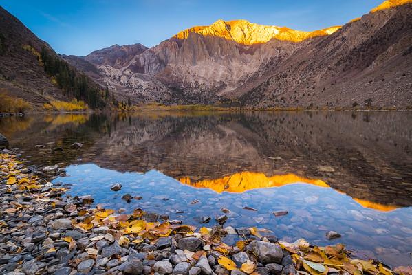 Convict Lake October