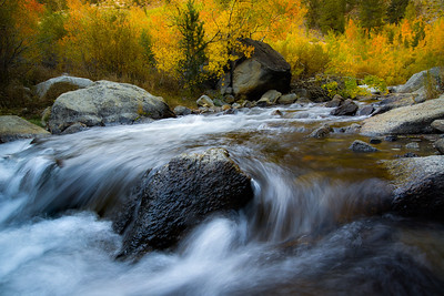 Bishop Creek, Eastern Sierra