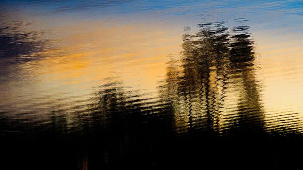 Lake Wildwood Monet Sunset