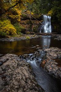 Autumn at North Falls