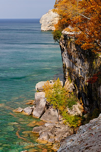 The trail from Mosquito Beach to Chapel Beach, Pictured Rocks National Lakeshore.