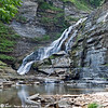 Robert Treman State Park - Lucifer Falls- At the base