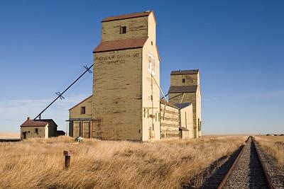 Mossleigh, Alberta, November 2008