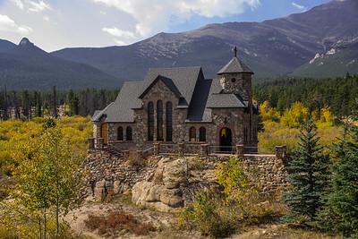 Church on the Rock - Allenspark, Colorado