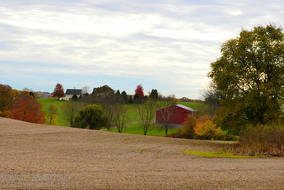 Rolling hills in Northern Baltimore County on a spectacular Fall day-- # DSC_8373
