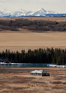 Glenbow Ranch Provincial Park, Alberta