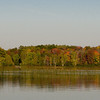 Panorama of Lake Ann, Benzie County, MI