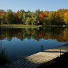 Autumn relection, Lake Ann, MI