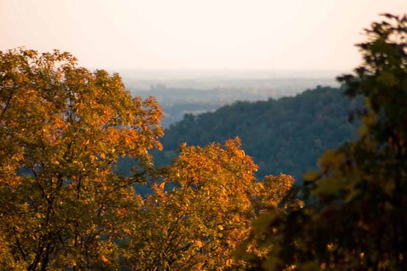 Fall in Oconee County SC