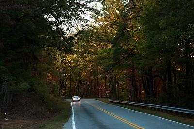 Fall in oconee County