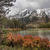 Hike to Leigh Lake..
