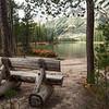 Hike to Leigh Lake in the Grand Tetons.