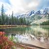 hike to Leigh Lake.