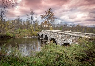Bridge on Brugler Road, Columbia, NJ