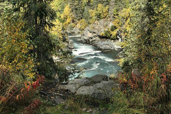 Fall on the Kenai Peninsula