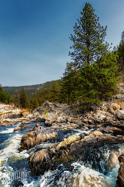 Little Salmon River, Payette National Forest, Idaho