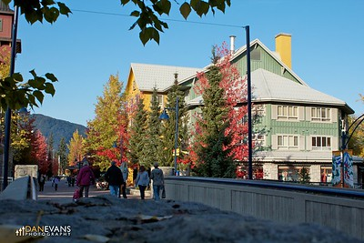 Whistler Village Fall