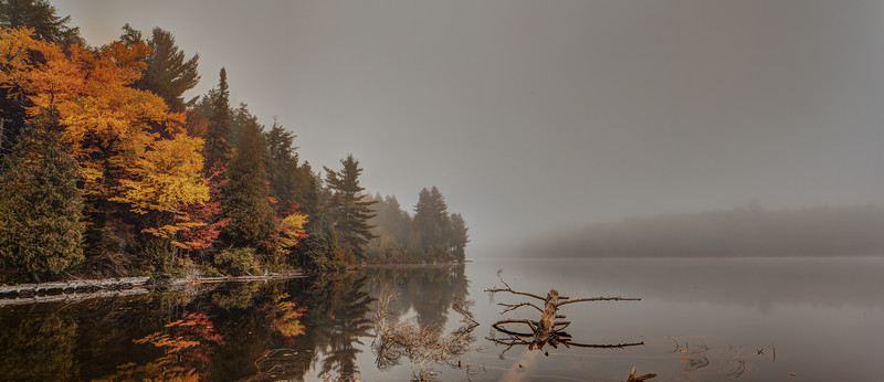 Smoke Lake, Algonquin Park