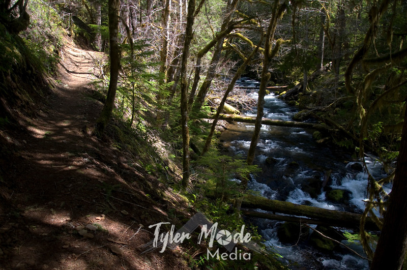 24  G Falls Creek and Trail