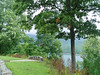 Smokey Mountain view, Fontana Lake 8/06