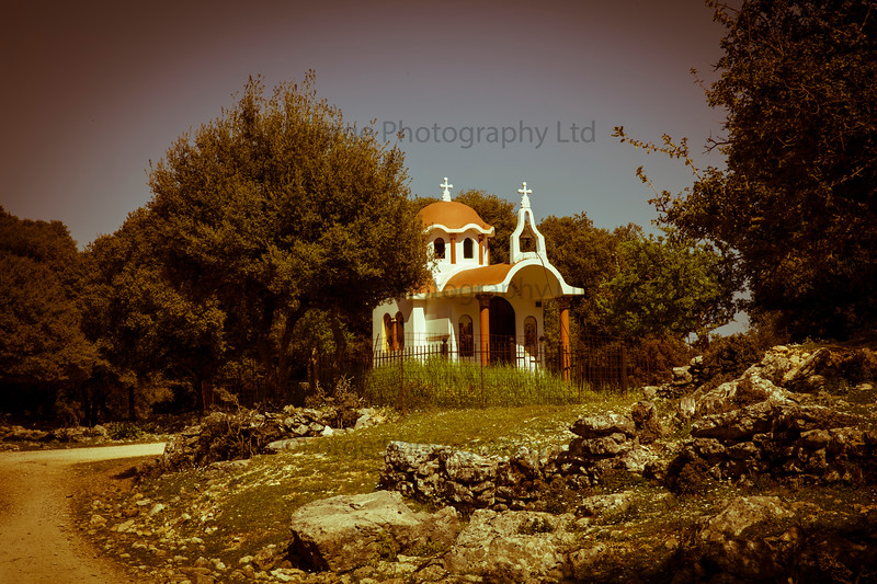 Small Church close to Monastery of Themata