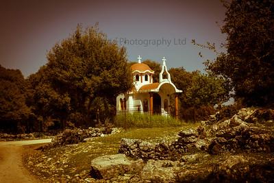 Small Church close to Monastery of Themata