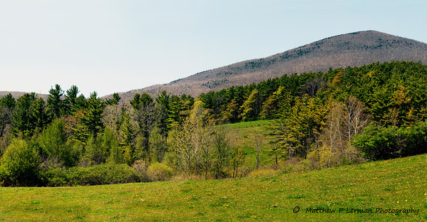 Scenic Vermont (early spring)