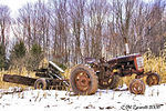 Farms and farm equipment. :