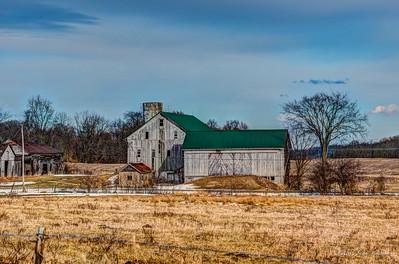 2014/02/22 Ohio Barn