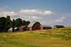 Summer Farm Scene, Clinton County, Iowa
