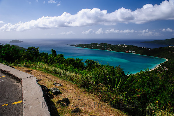 Drakes Seat, St. Thomas, USVI by Brian Shannon