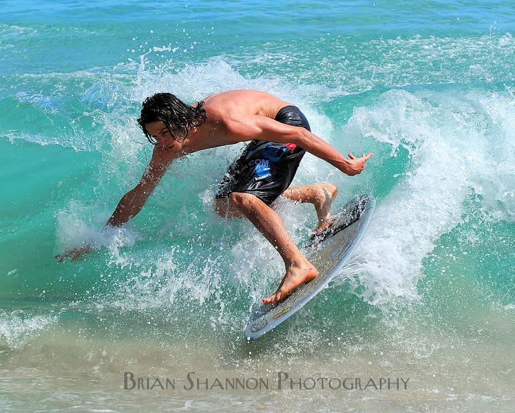 Skim Slam 2011 by Brian Shannon