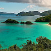 Trunk Bay beach, St. John, USVI by Brian Shannon
