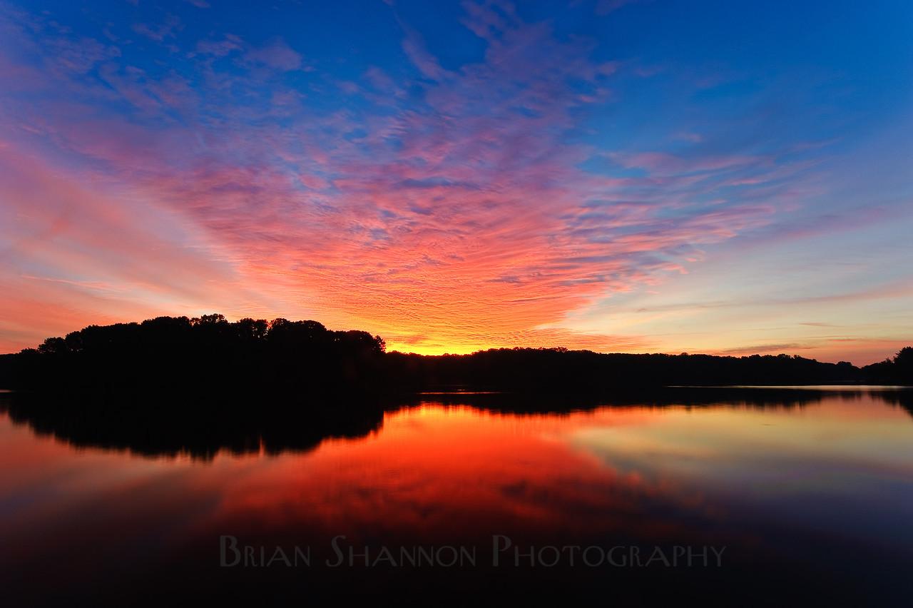 Red Dawn by Brian Shannon